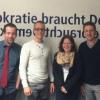 Jusos Schwerin bestätigen Vorstand